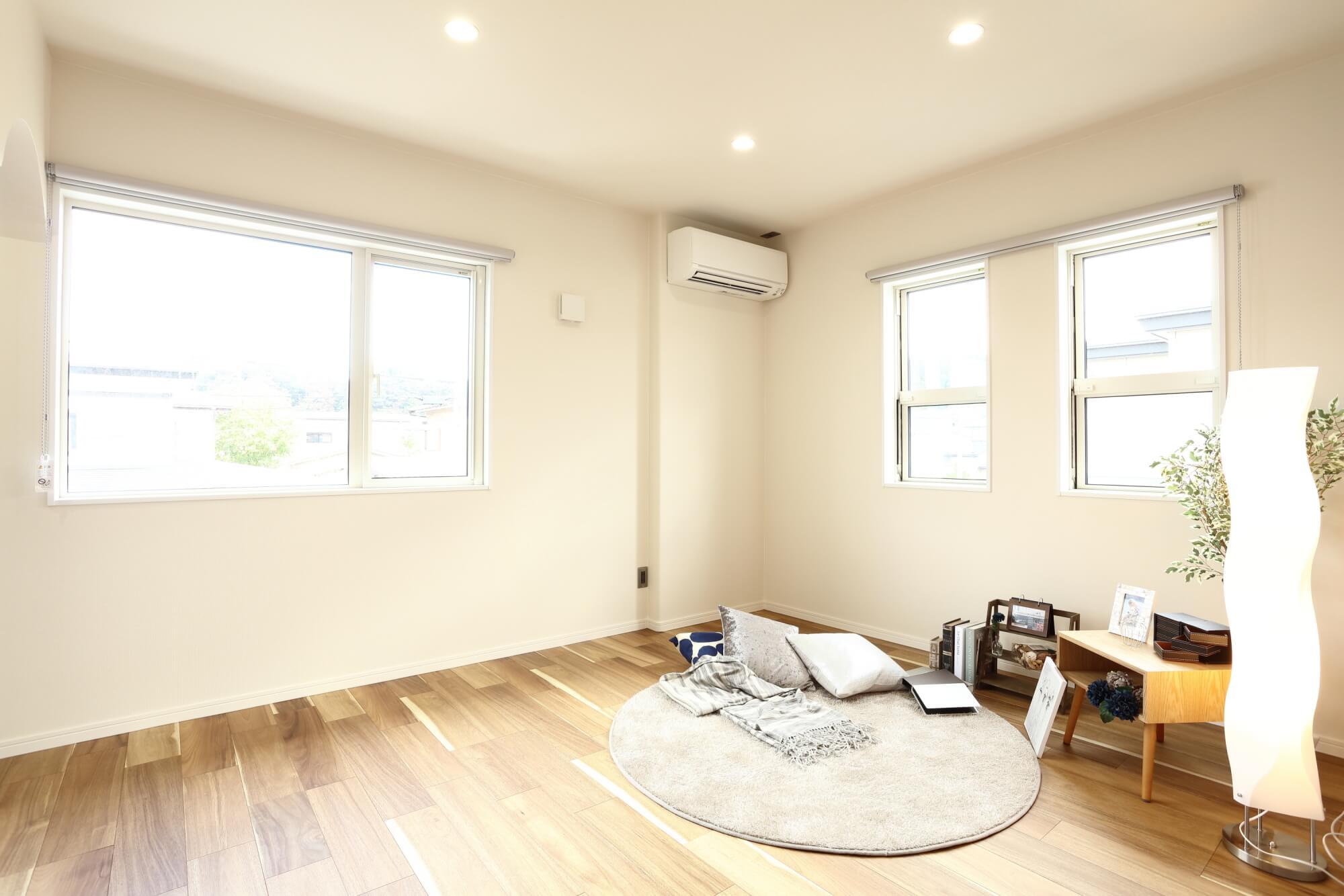 2階寝室7帖